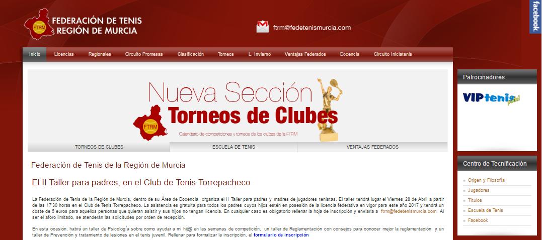 Federación de Tenis de la Región de Murcia